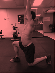 Hip Flexor Stretch Wrong Posture