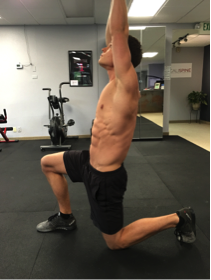The Hip Flexor Stretch