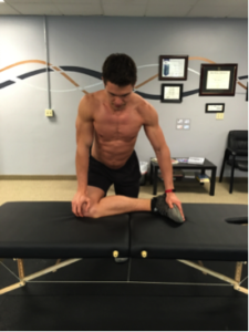 How to do a piriformis stretch