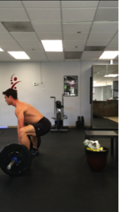 Sumo Deadlift for Lower Back