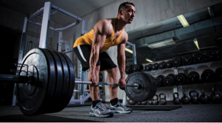 deadlift posture