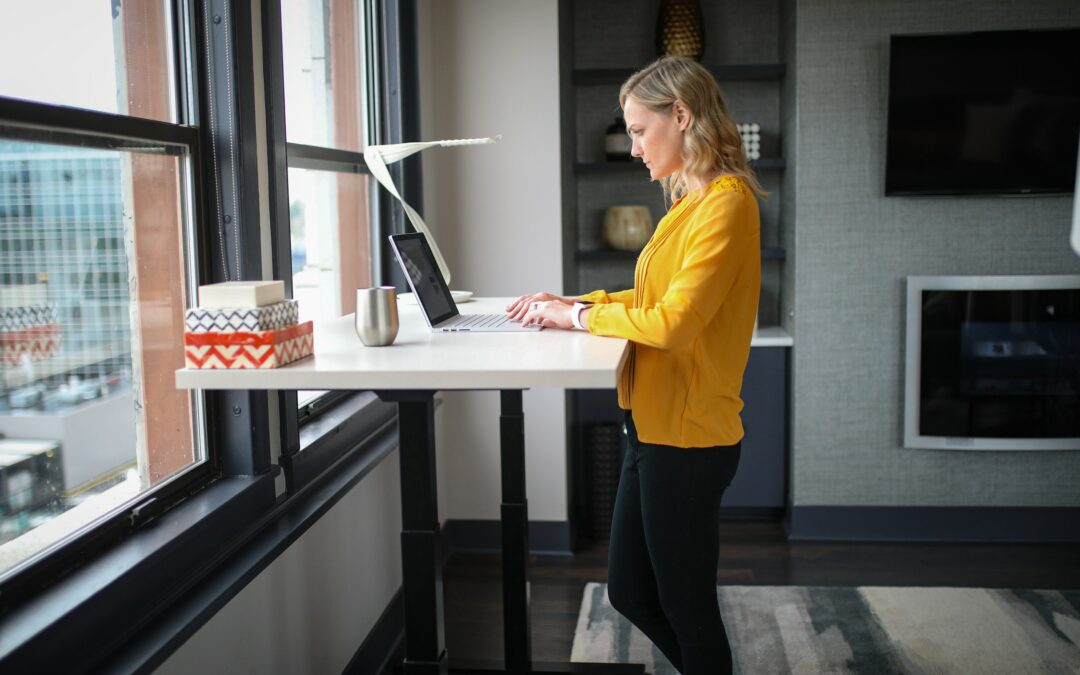 Why Standing Desks Are Good For You